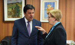 Ana Amélia recebe confirmação da liberação de R$ 13 milhões para universidades federais gaúchas