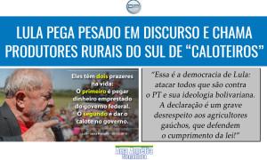 Lula menospreza um dos setores mais importantes da economia, critica Ana Amélia