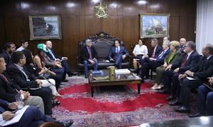 Entidades ligadas à agricultura debatem MP com senadores