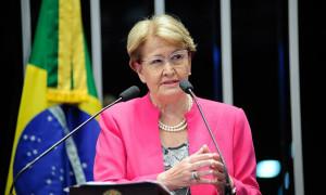 Ana Amélia defende renegociação mais ampla com caminhoneiros
