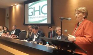 GHC comemora 20 anos da pesquisa clínica em câncer de mama