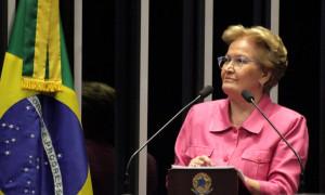 Parlamento deve combater a corrupção antes de votar o abuso de autoridade, diz Ana Amélia