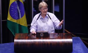 """""""Brasil pode ser expulso de grupo internacional"""", alerta senadora"""