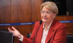 Senadora sugere suspensão temporária dos trabalhos do Grupo Parlamentar Brasil-Arabia Saudita