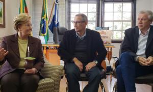 Na Serra, Ana Amélia renova apoio a demandas de Nova Petrópolis