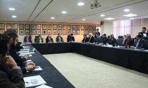 Ministro da Justiça anuncia criação de comitê nacional para combater o contrabando de cigarros