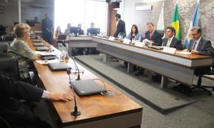 Brasil e Argentina defendem 'harmonia' para barreiras comerciais