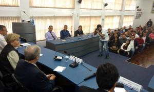Extensão da BR 448 é debatida em audiência pública em Estância Velha