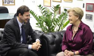 Em 2018, Brasil e Geórgia celebram 25 anos de relações diplomáticas