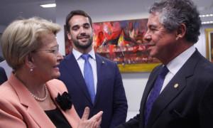 Ministro do STF confirma manterá suspensão da dívida do RS