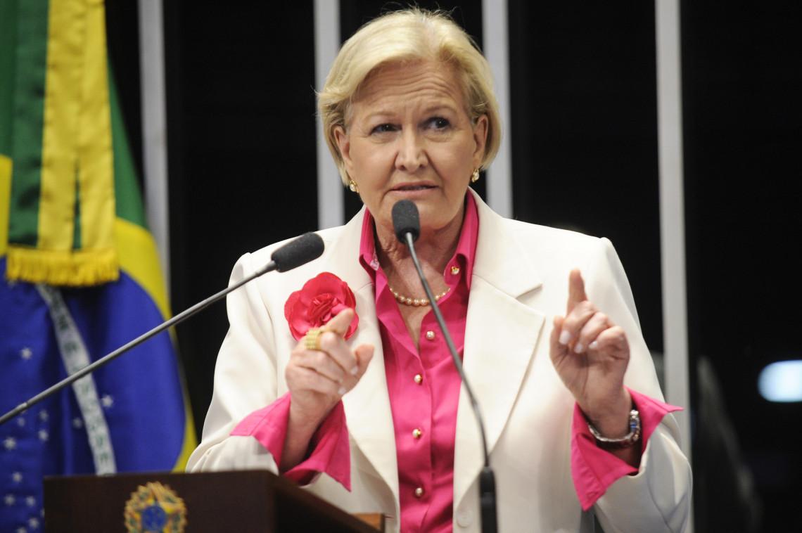 Ana Amélia faz apelo por relatório sobre inclusão de novos medicamentos para tratamento da psoríase