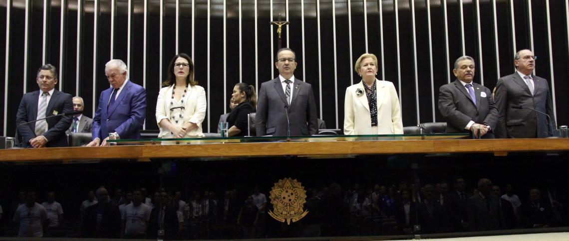 Dia Nacional da Micro e Pequena Empresa é celebrado em sessão solene do Congresso