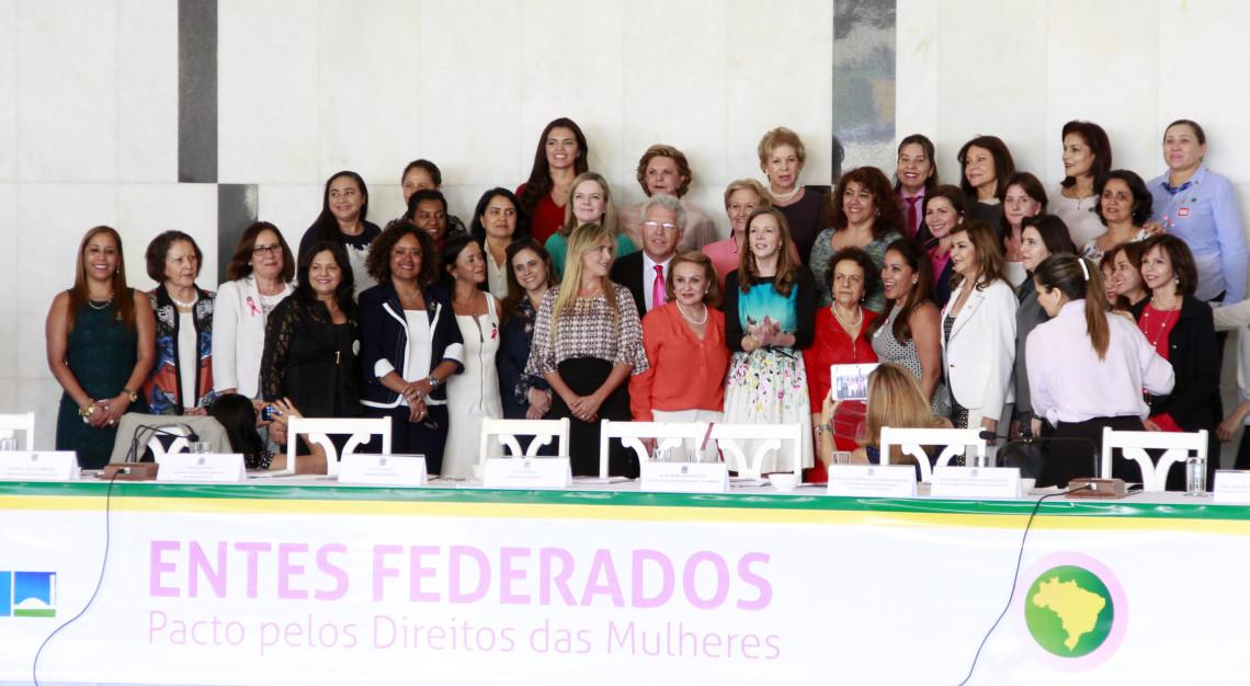 Carta de Brasília pede maior participação das mulheres na política
