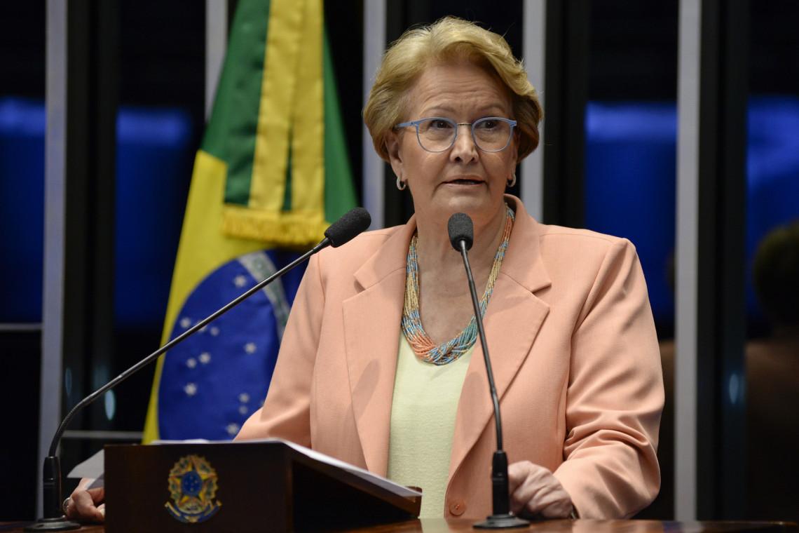 Ana Amélia é contra proposta de voto em lista fechada