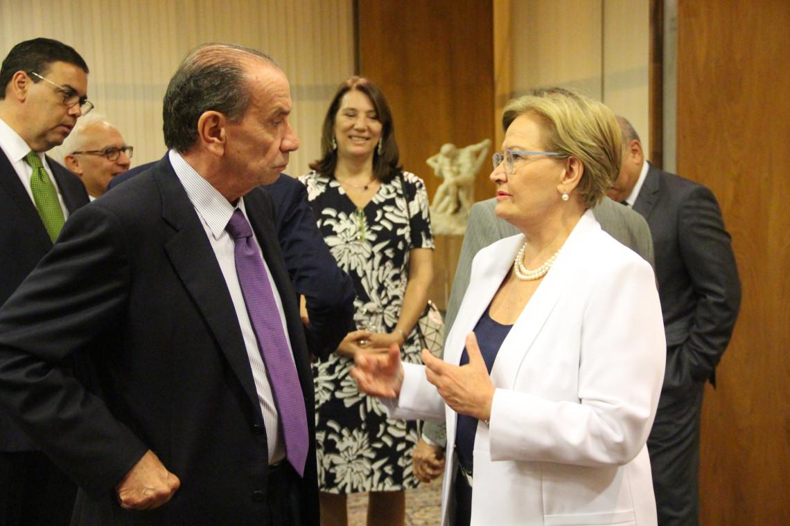 Ministro de Relações Exteriores reafirma que dará prioridade ao Mercosul