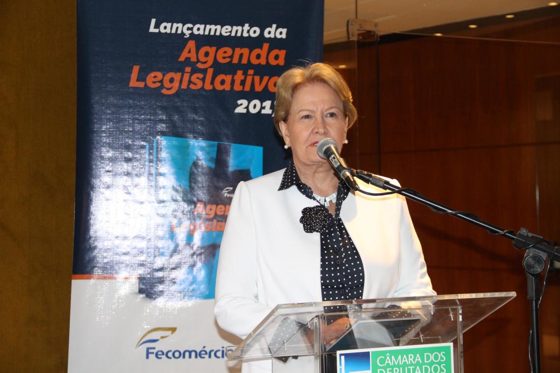 Fecomércio-RS apresenta agenda legislativa aos parlamentares gaúchos