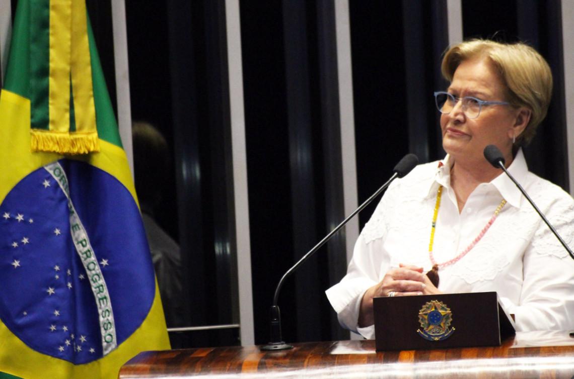 Ana Amélia cobra punição exemplar aos envolvidos na Carne Fraca e diz que pequenos criadores não podem ser penalizados