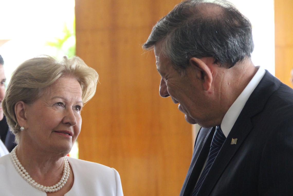 Chanceler uruguaio garante atenção a binacionalização do aeroporto de Rivera
