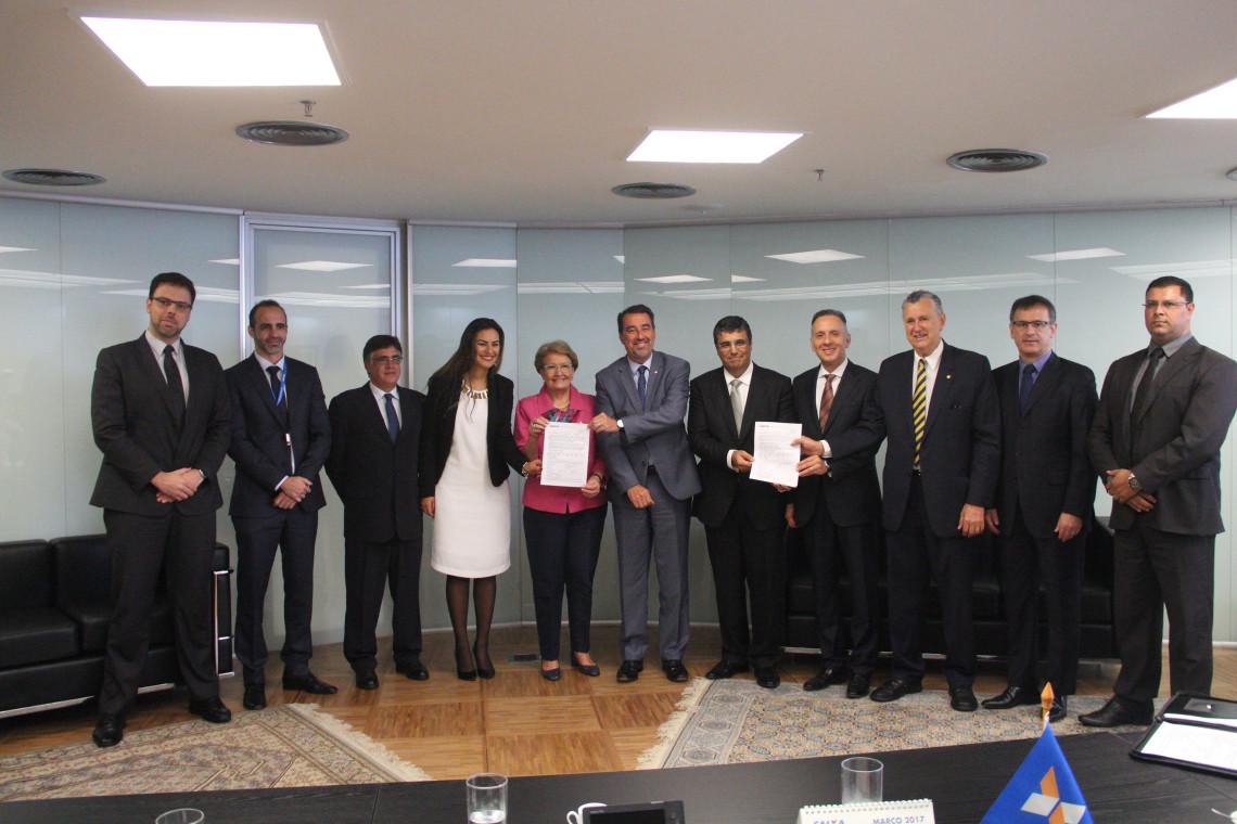 Caixa libera R$ 44 milhões para Santa Casa de Uruguaiana