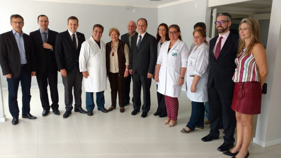 Bento Gonçalves recebe recursos para a área de saúde