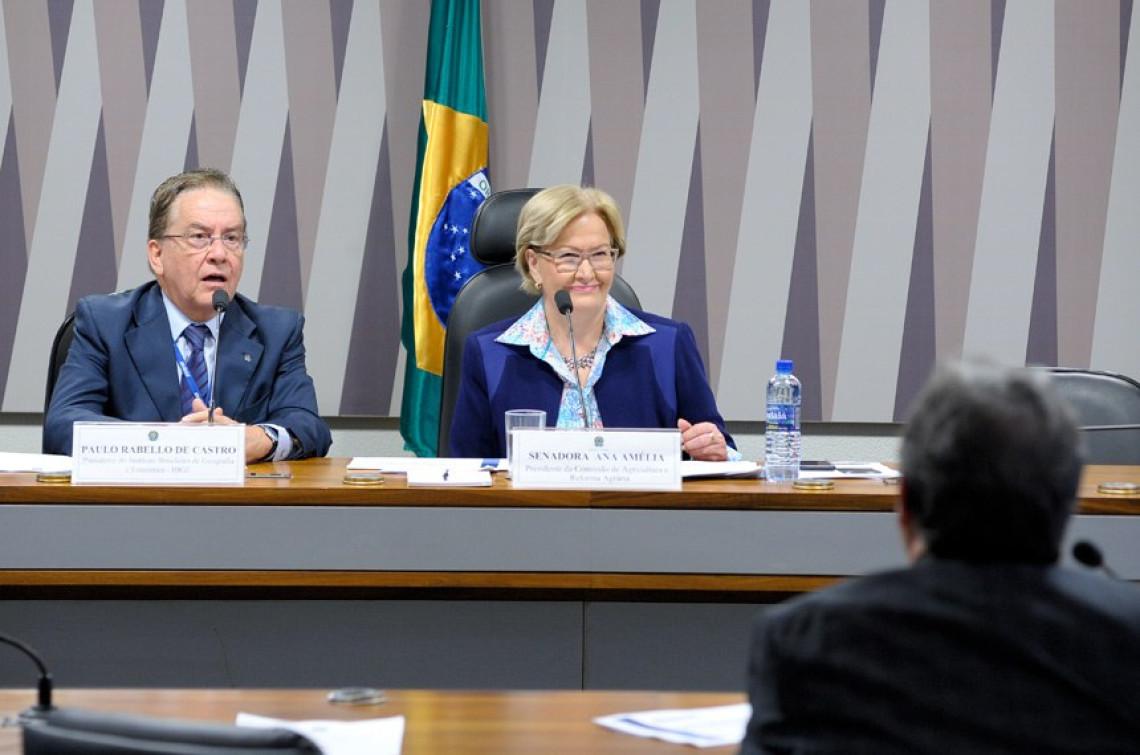 Censo Agropecuário deve começar ainda em 2017