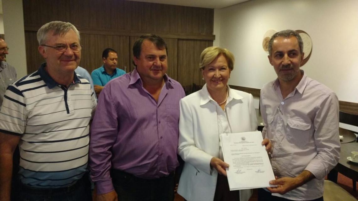 Em Ijuí, Ana Amélia recebe prefeitos eleitos da região para tratar desafios e demandas dos municípios