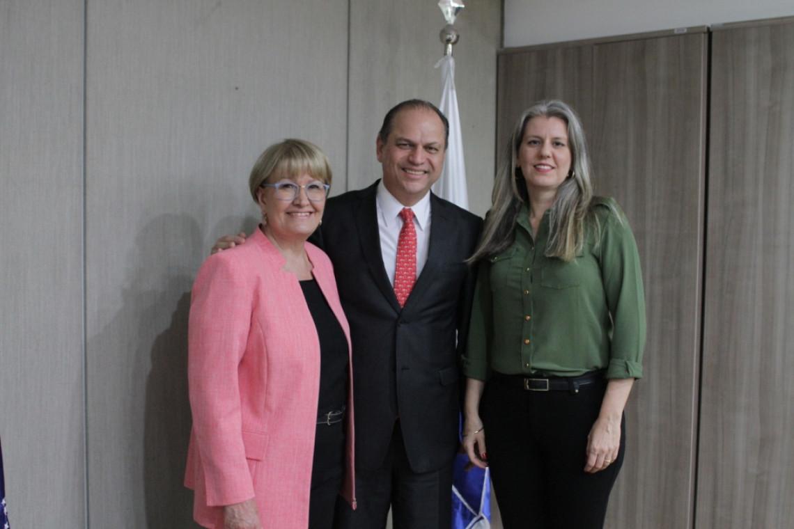 Esteio e Sapucaia do Sul solicitam verbas para Ministério da Saúde