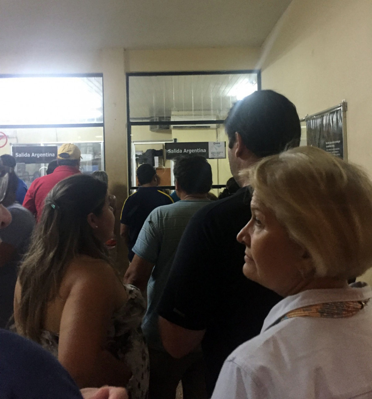 Ana Amélia vai cobrar do Itamaraty solução para burocracia na fronteira entre Uruguaiana e Paso de Los Libres