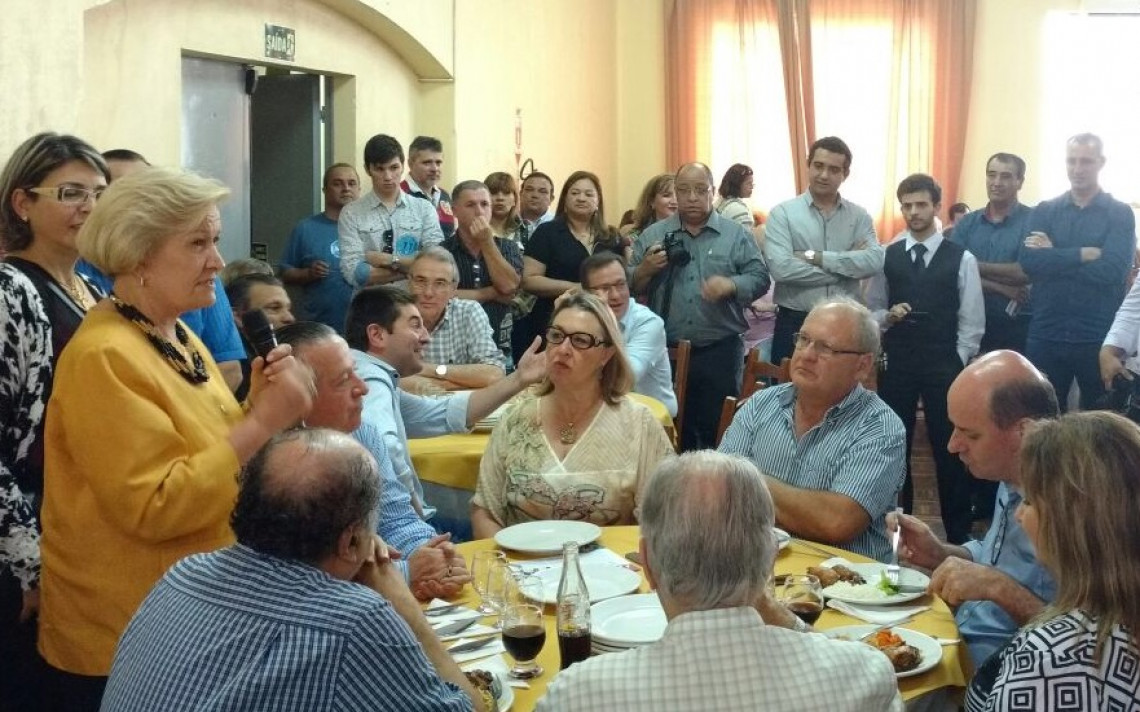 Mobilização reúne progressistas em Santa Maria