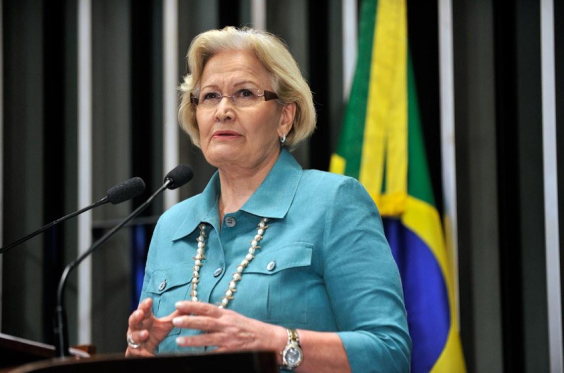 Ana Amélia classifica como dramáticos os novos cortes no Orçamento anunciados pelo governo