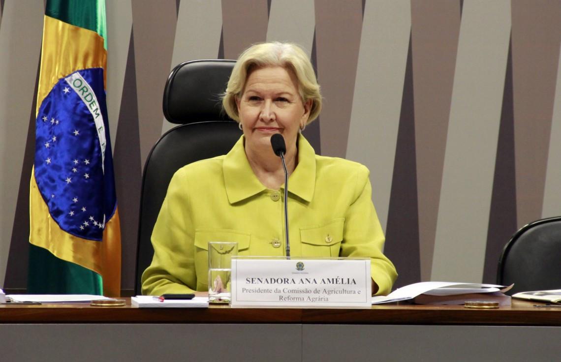 Projeto da senadora Ana Amélia estabelece marco regulatório nos contratos de integração entre produtores e agroindústrias