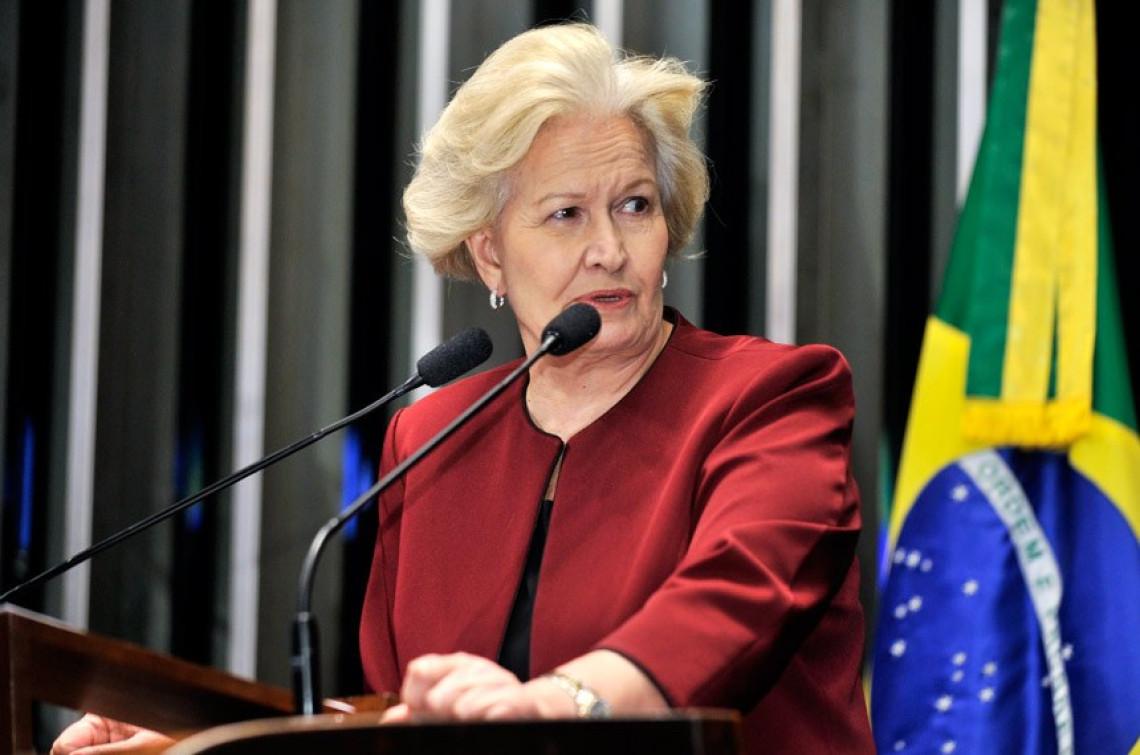 Ana Amélia destaca vitória expressiva da oposição na eleição parlamentar da Venezuela