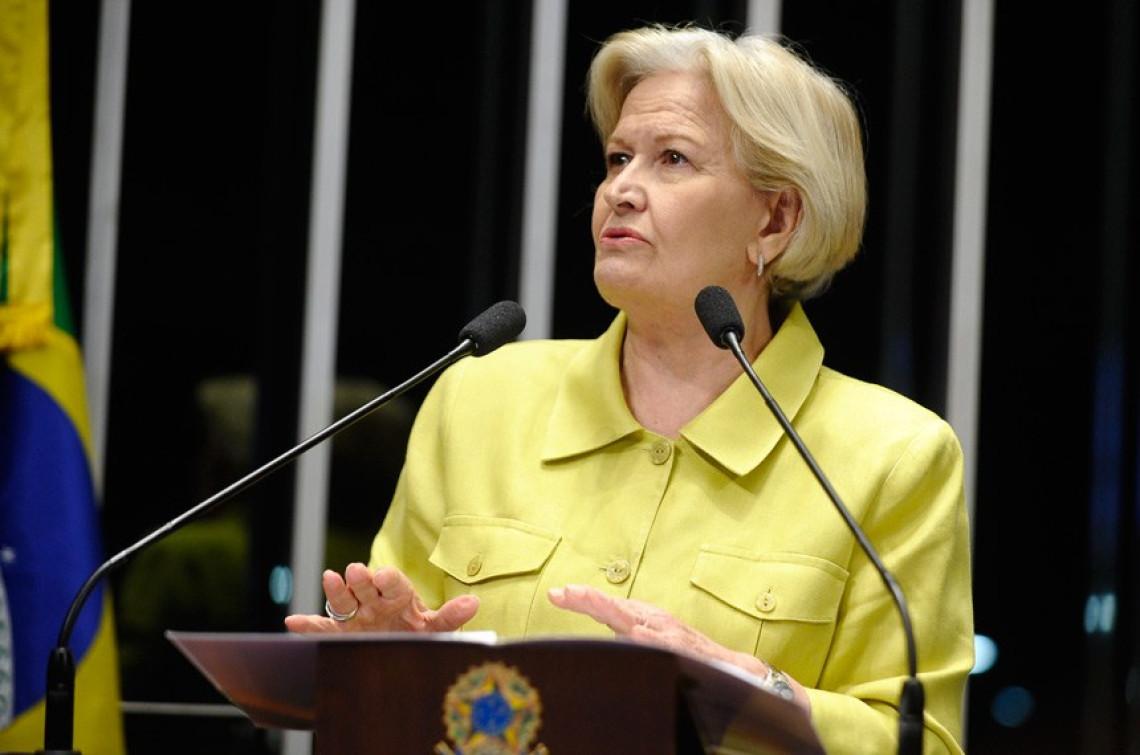 Ana Amélia condena ação de criminosos contra pacientes de câncer com falsificação da fosfoetanolamina sintética