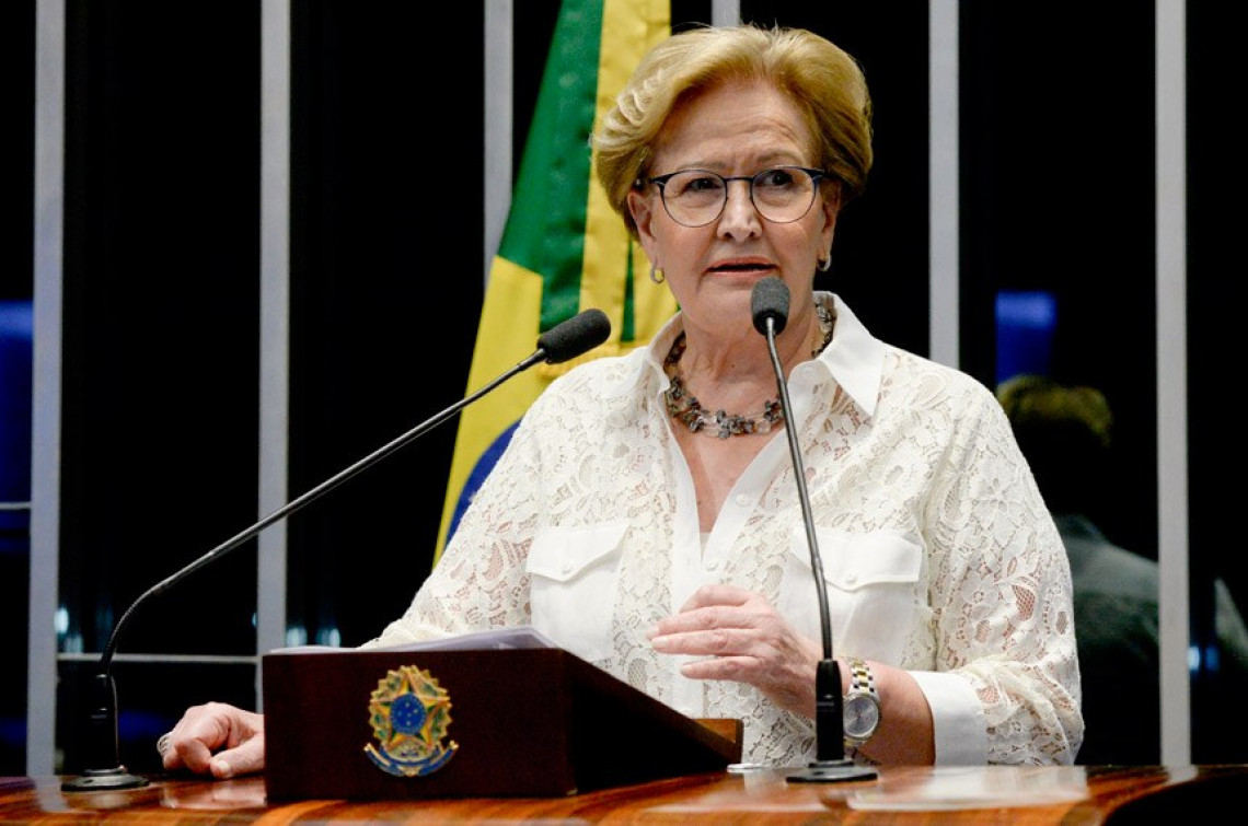 Ana Amélia: aparelhamento político provocou estrago no patrimônio dos trabalhadores da Petrobras