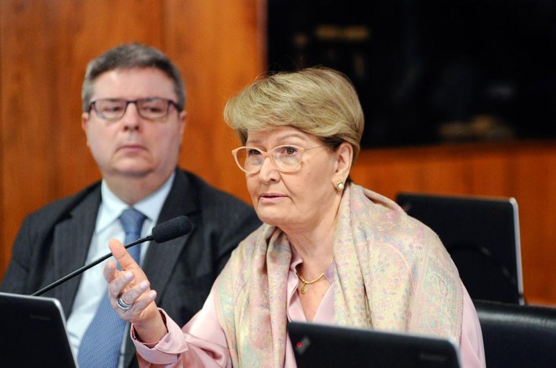 CRE aprova acordo entre Brasil e EUA de cooperação no uso do espaço