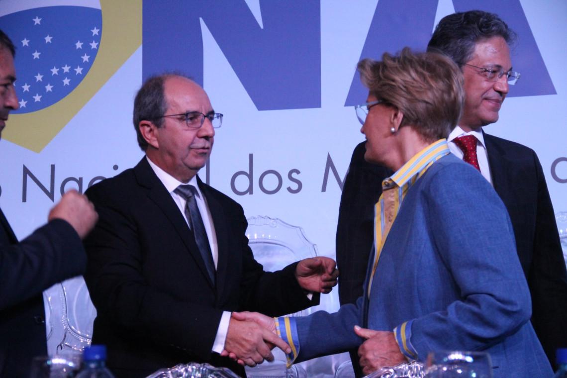 Promotor gaúcho assume a presidência da Conamp