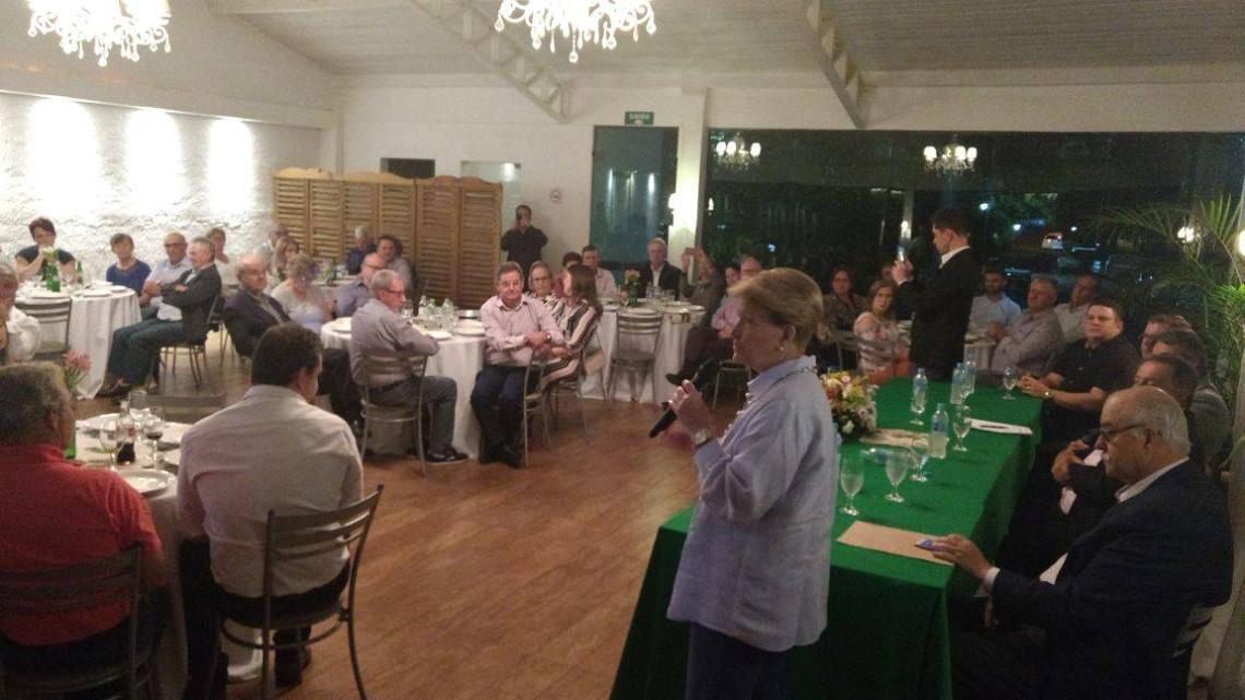 Ana Amélia renova apoio a agricultores de Panambi