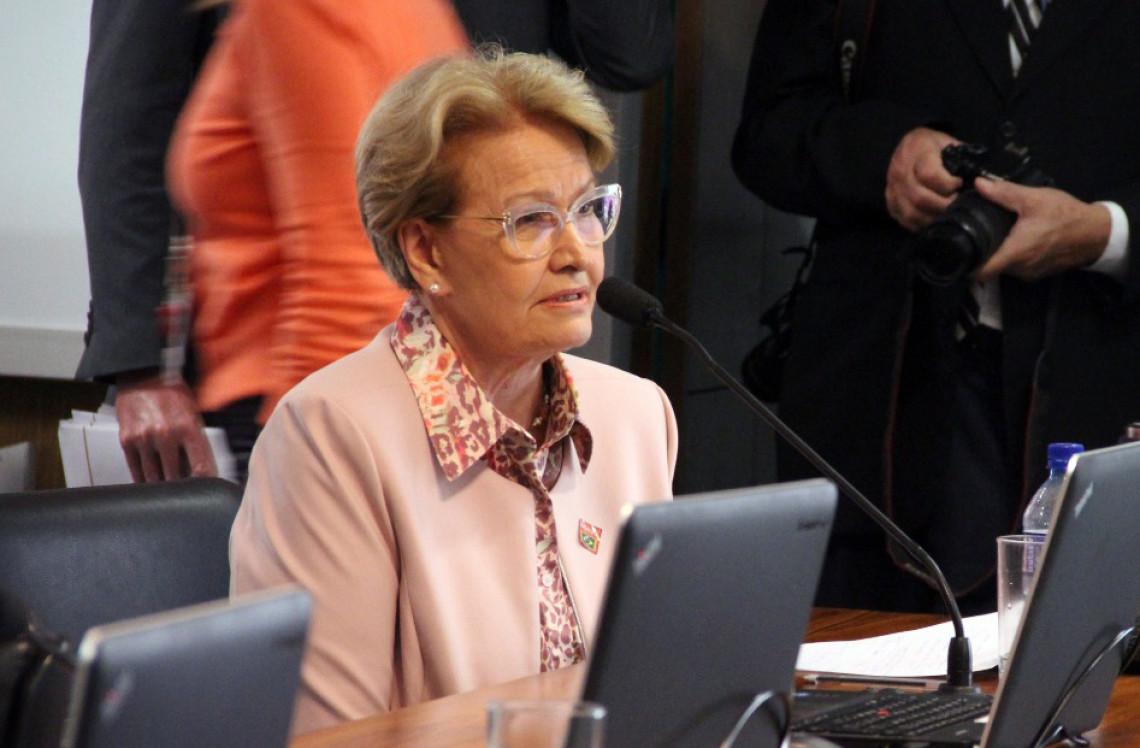 Ana Amélia confirma reunião no Ministério da Saúde sobre a crise da Santa Casa de Rio Grande