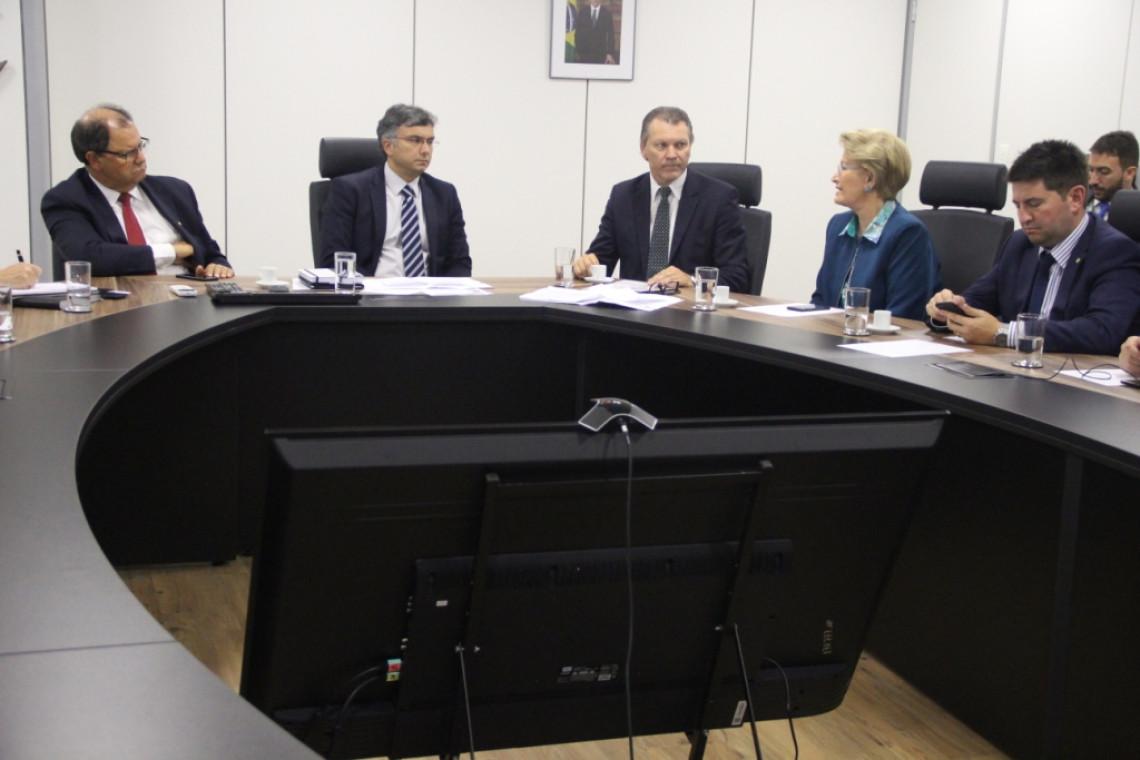 Governo analisará orçamento para obras de duplicação da BR-116