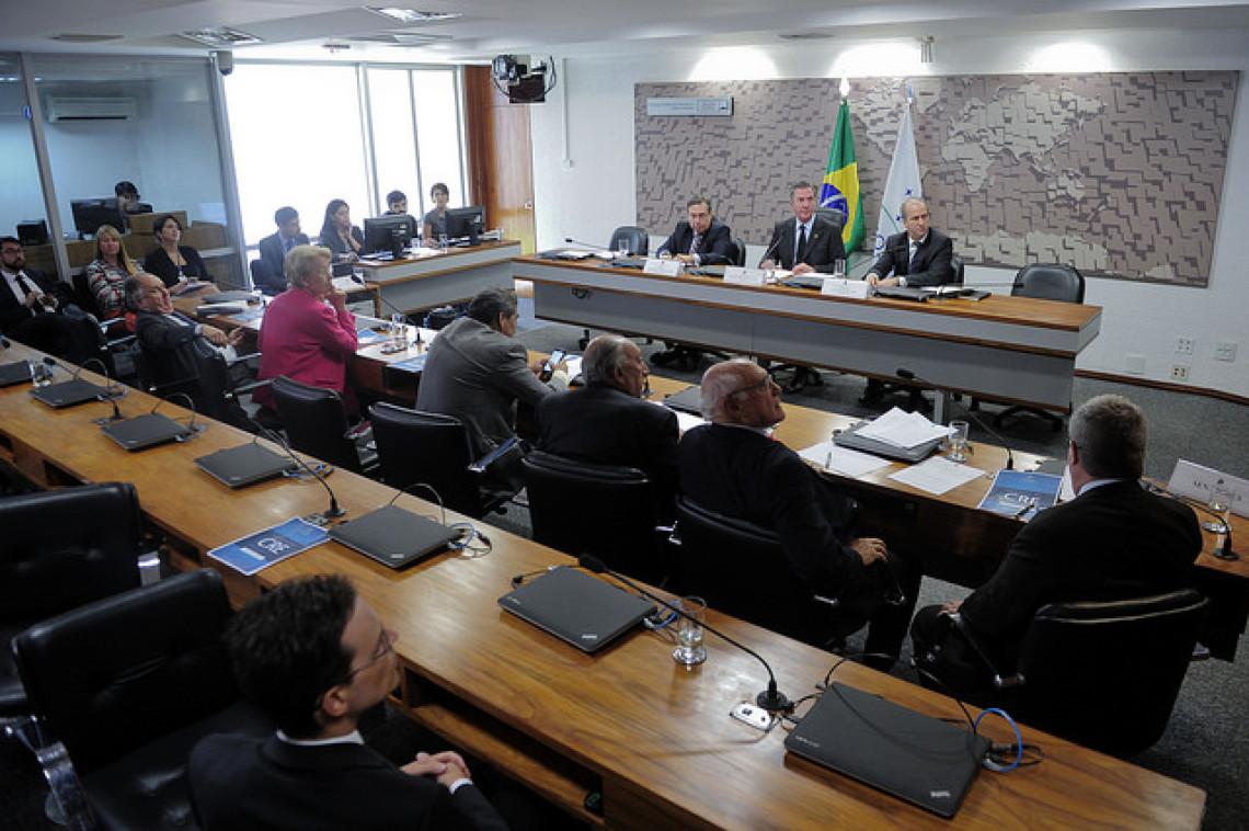 Protecionismo é preocupante para futuro da OMC, diz diplomata em sabatina