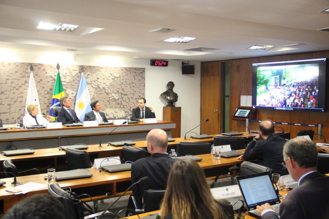 Sistema pode agilizar a entrada de turistas argentinos no Brasil