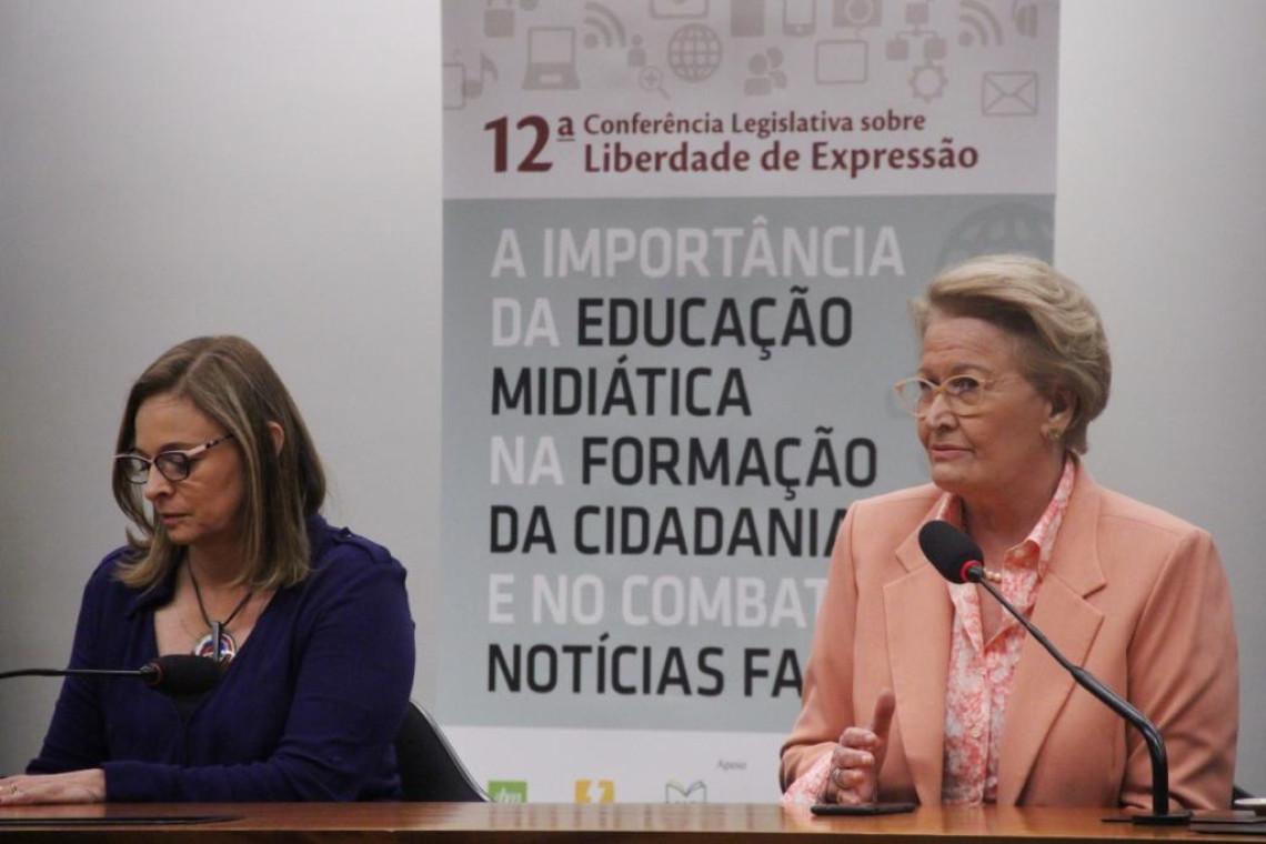 """""""Eleições exigirão constante checagem dos fatos"""", avalia Ana Amélia"""