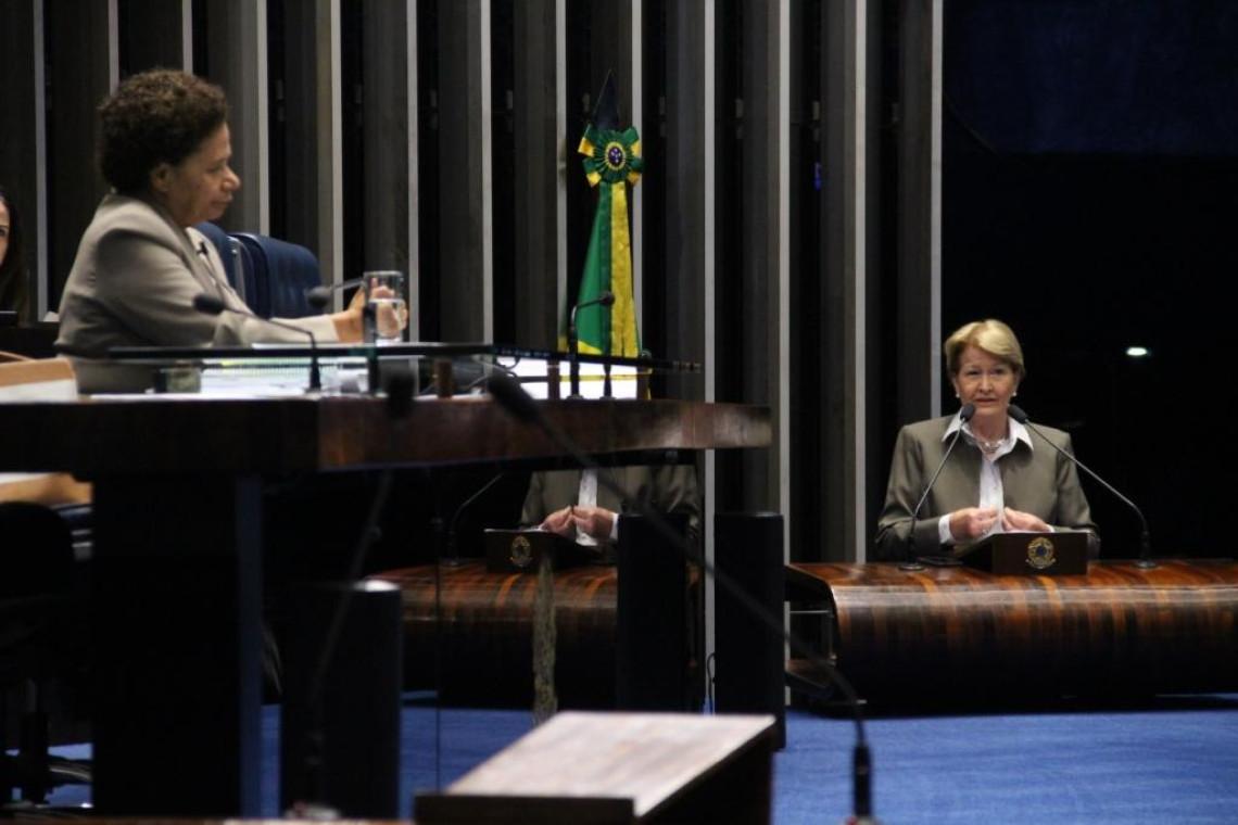 Ana Amélia manifesta preocupação com surto de toxoplasmose em Santa Maria