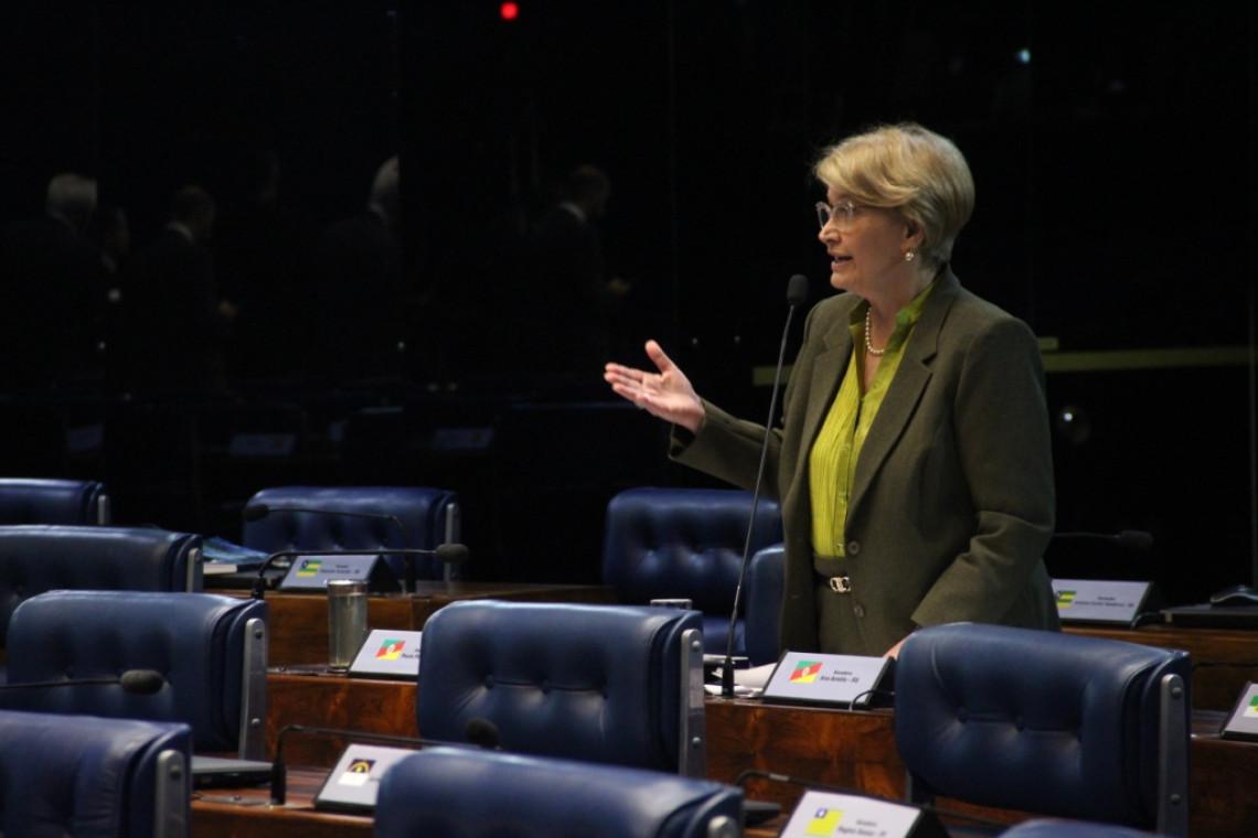 """""""CPI da Lava Jato é tentativa de fragilizar o combate à corrupção"""", critica Ana Amélia"""