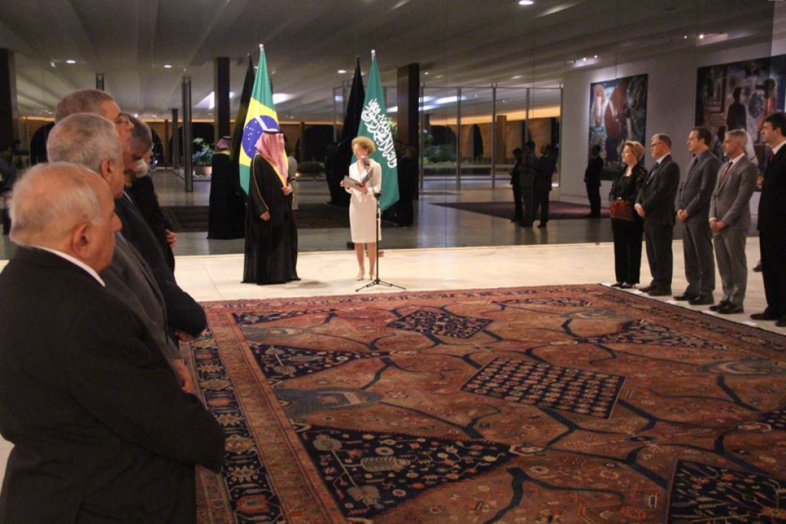 Na despedida do Brasil, embaixador da Arábia Saudita destaca bom relacionamento bilateral