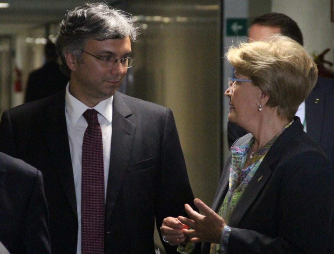 Ana Amélia será relatora setorial de ciência, tecnologia e Comunicação da Lei Orçamentária Anual