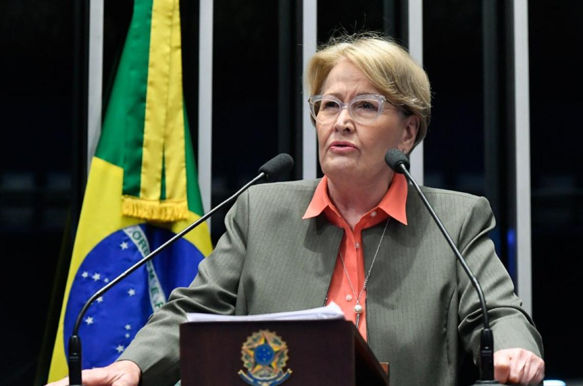 Ana Amélia: anular o voto ou se abster é um desserviço à democracia