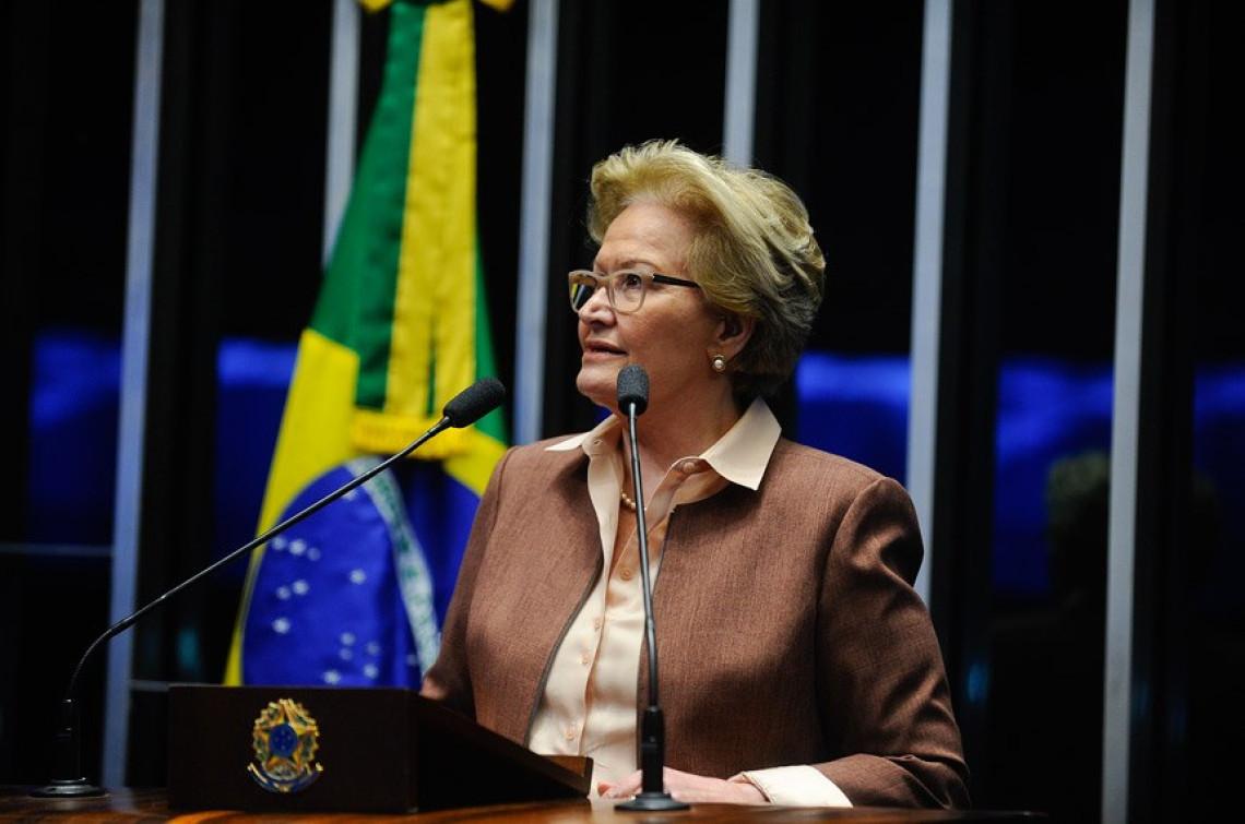 Ana Amélia elogia adiamento de votação do projeto sobre abuso de autoridade