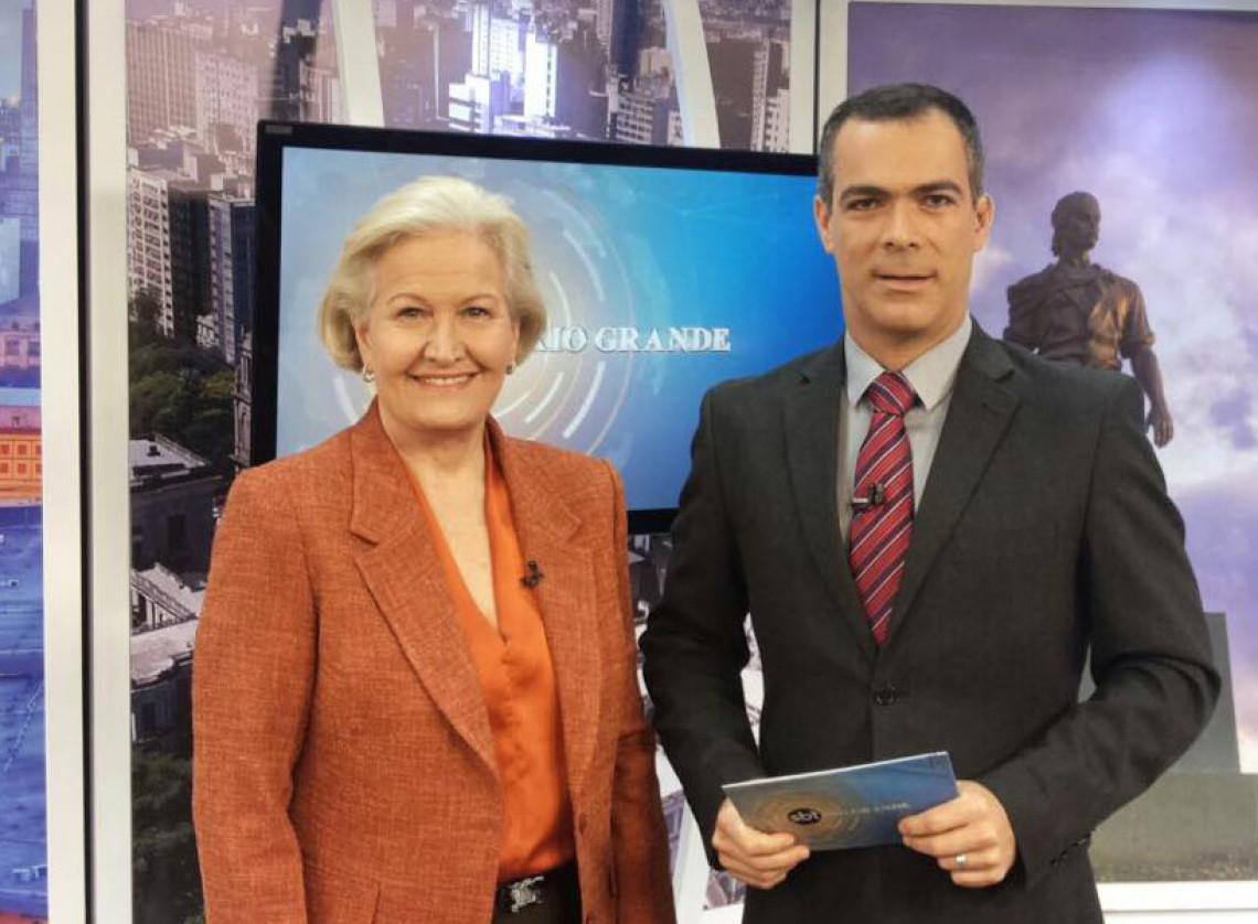 Em entrevista ao SBT Rio Grande, Ana Amélia destaca projeto que propõe novo índice de correção da dívida gaúcha