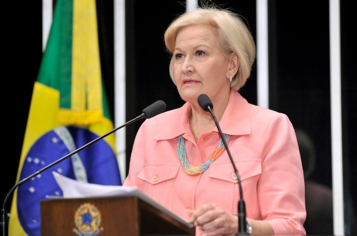 Ana Amélia pede cumprimento da portaria que permite renegociação dos empréstimos para compra de caminhões